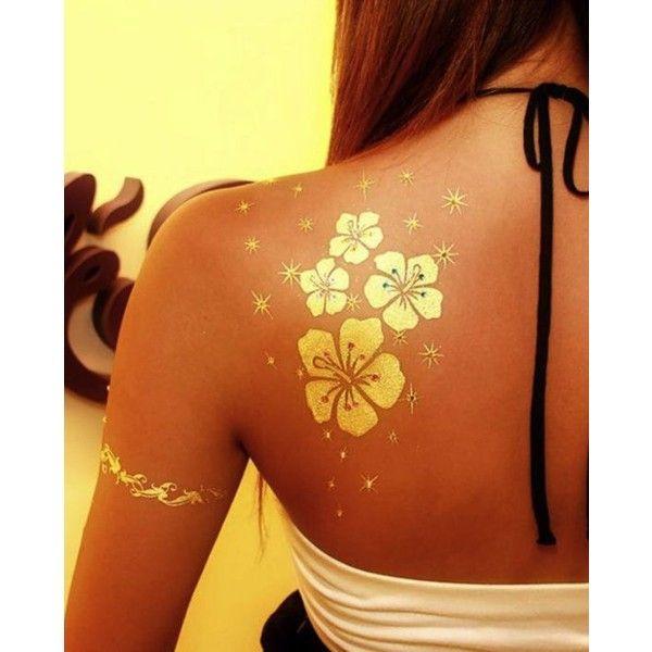 25 best ideas about dark skin tattoo on pinterest thigh for Yellow tattoo on dark skin