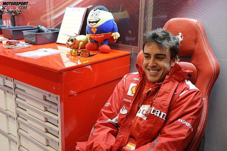 Fernando Alonso ~ Fotogalerie: Großer Preis der USA - Formel 1 bei Motorsport-Total.com