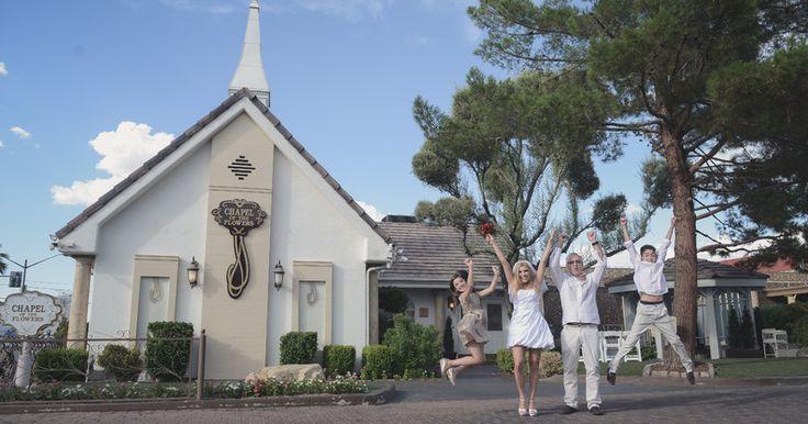 10 capelas de casamento em Las Vegas #viagem #lasvegas #vegas