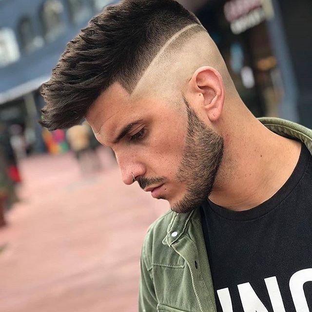 38 Top Manner Frisuren Kurz Mit Bart