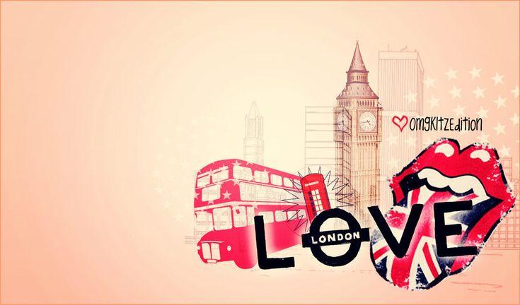 London - Wallpaper by OmgKltzEdition on @deviantART