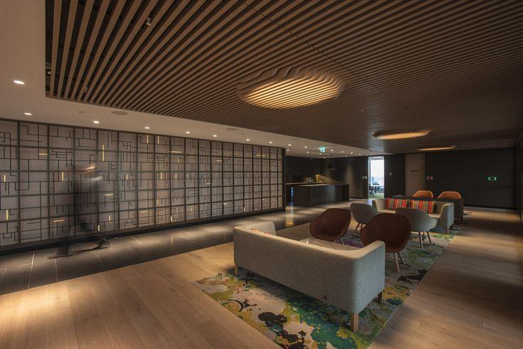 CBRE Office, Melbourne – IDEA 2015