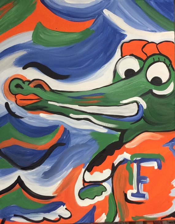 Albert or Alberta University of Florida by StarryNightsMedia