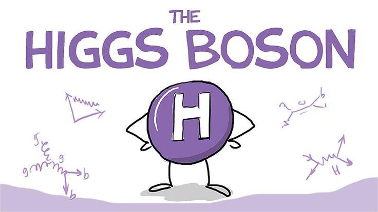 بوزون هيغز أو جسيم هيغز والذى كان إكتشافه نقلة نوعية في عالم الفيزياء الكمية