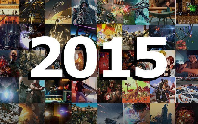 Top 10 Best Games 2015