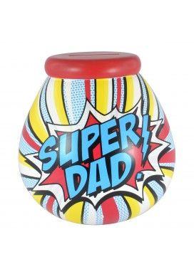 Super Dad Pot of Dreams