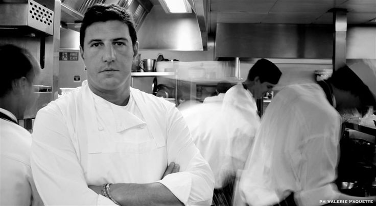 An interview with French chef (and honorary Englishman) Claude Bosi, who will mentor the UK and Ireland finalist for S.Pellegrino Young Chef 2016 >> https://www.finedininglovers.com/stories/claude-bosi-interview/