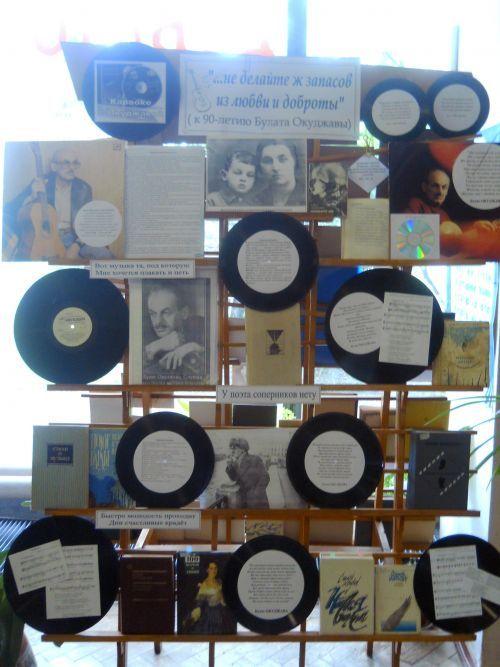 Книжкове Pret-a-porte (Бібліотечні виставки)