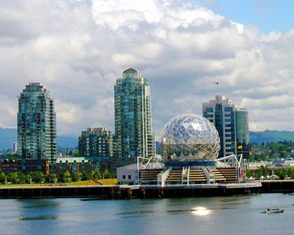 Science World, Vancouver, BC #Science #World #Vancouver #City