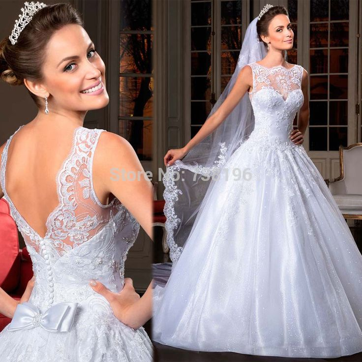 См . хотя элегантный кружева аппликация бальные платья принцесса невеста сексуальная спинки свадебное платье цена гала-концерт и платья горячие