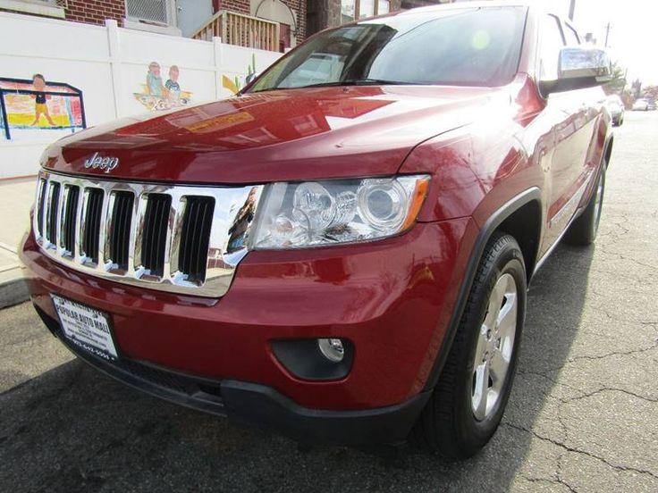 2011 Jeep Grand Cherokee 4x4 Limited 4dr SUV #PopularAutoMall #cars #usedcars #autosales #Newark #NJ