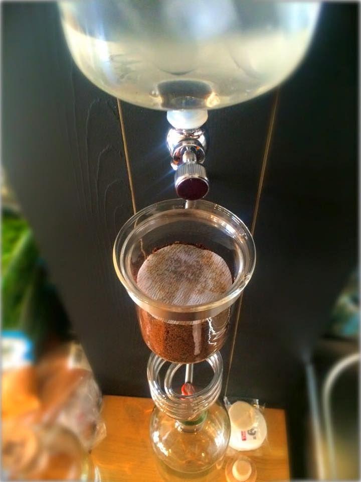Cold Drip Bar @ Coffee Corazon Amersfoort.