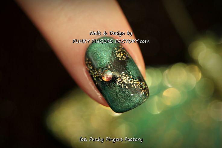 Mejores 636 imágenes de Nails en Pinterest | Uñas de gelish, Neón y ...