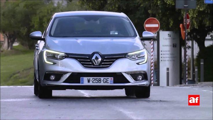 Renault Megane 2016 por dentro y fuera