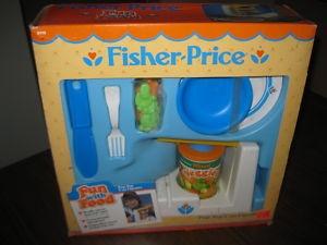87 best images about vintage toys on pinterest toys - Cuisine fisher price bilingue ...