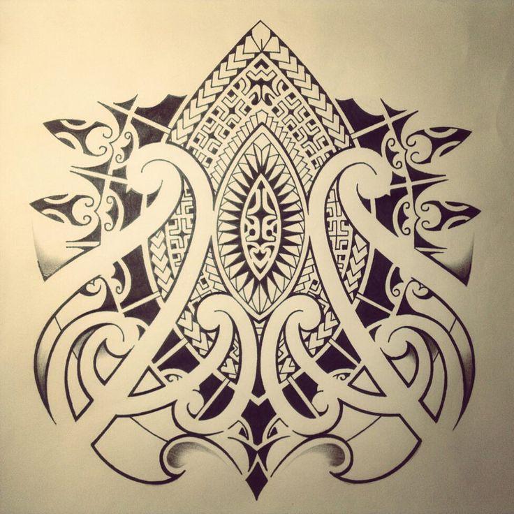 maori tattoo 3 by dirtfinger.deviantart.com on @deviantART