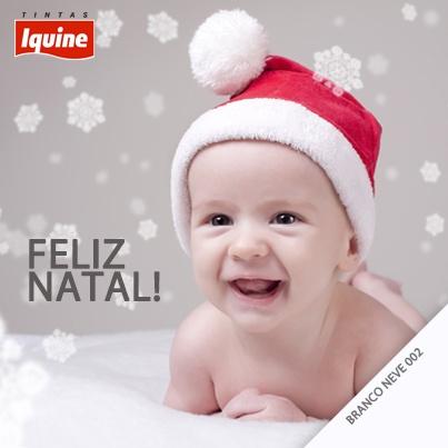 A Tintas Iquine deseja a todos um Natal repleto de cores, levando felicidade, paz e esperança para a sua casa com os nossos tons!
