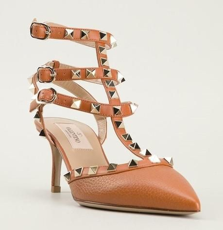 IN LOVE WITH ROCKSTUD VALENTINO SHOES