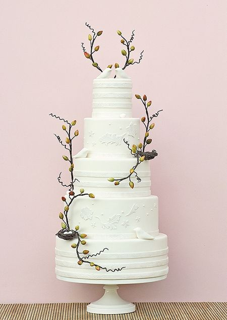 wedding cakes with birds on them 115 best bird themed wedding decor images on 25982