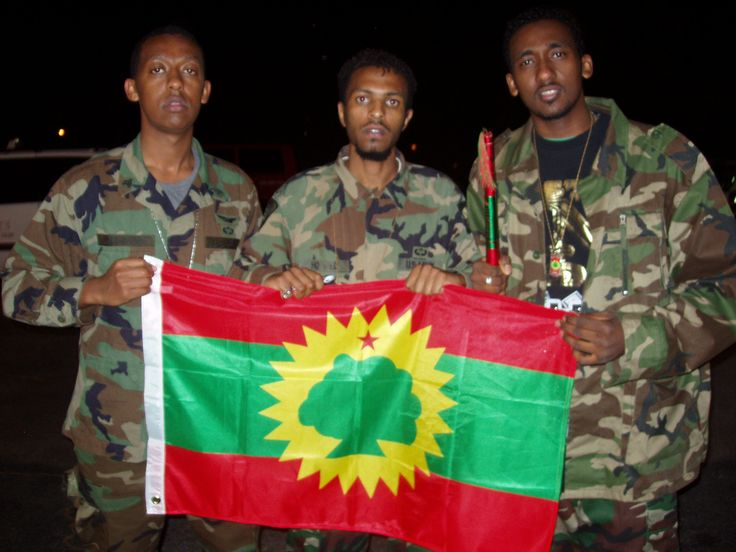Oromo People - Page 2