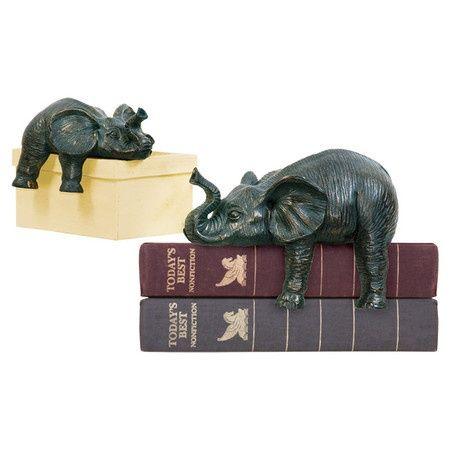 Love elephants!  How cute are these lazy little elephants!?!