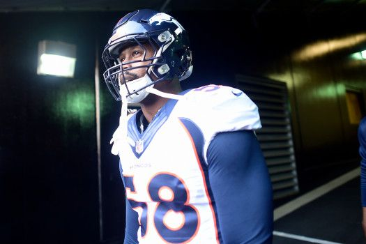 Von Miller agrees to six-year, $114.5 million contract with Broncos – The Denver Post