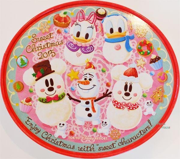 disney tokyo christmas wishes 2015   2015 クリスマス ミッキー ミニー オラフ 雪だるまの ...