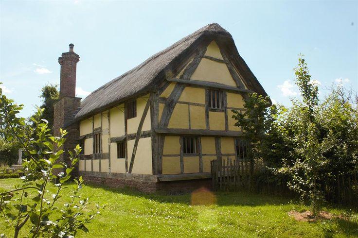 122 best images about tudor fachwerk split timber frames for Cruck frame house plans