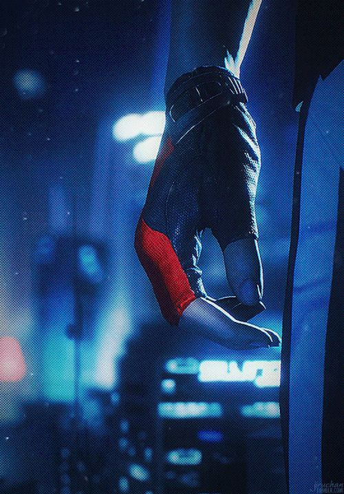 Mirror's Edge Catalyst - Faith.gif