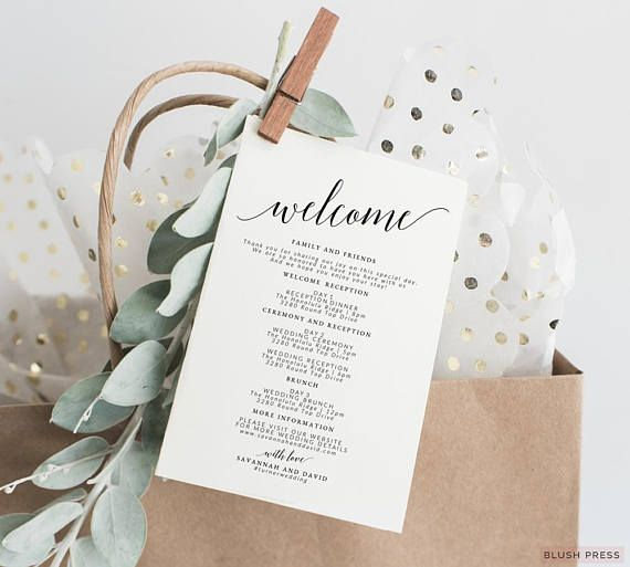 The 25+ best Wedding itinerary template ideas on Pinterest - wedding template