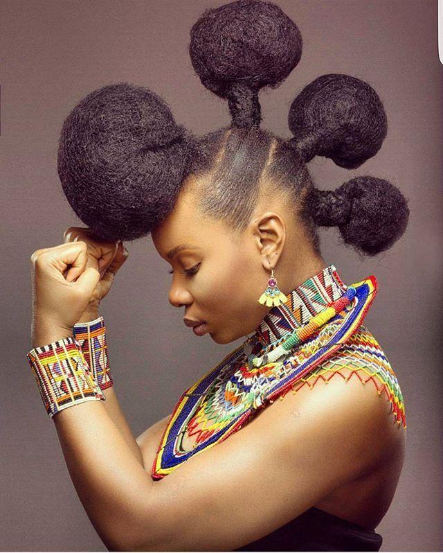 Phenomenal Nigerian Singer Yemi Alade