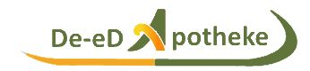 De-ed Apotheke is een van de betrouwbare online drogisterijen, die zich bezighoudt met mannen en vrouwen medicijnen over seksuele gezondheid.