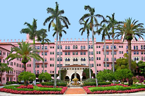 luxury hotels boca raton