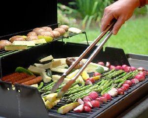 Как замариновать овощи для гриля