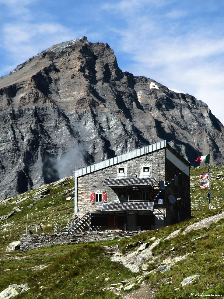 our hut #vallidilanzo #piemonte #italy