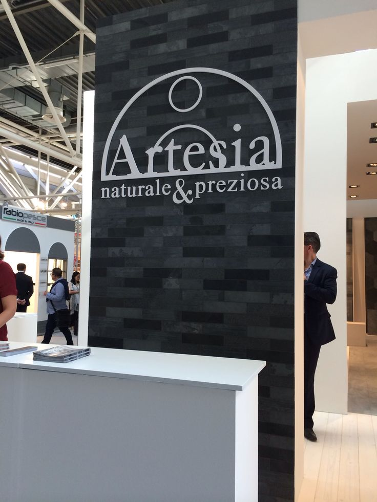 Artesia at Cersaie 2014