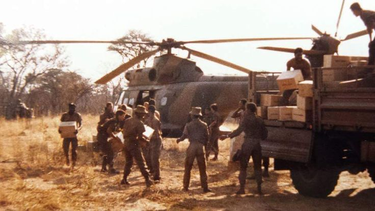 Puma delivering fresh supplies