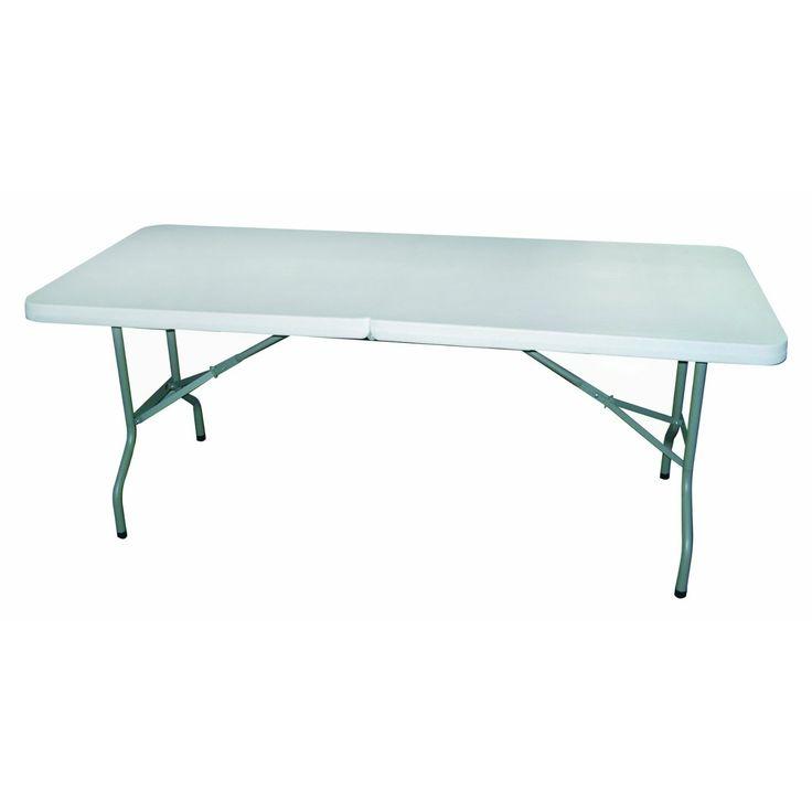 Fold Up Plastic Picnic Table