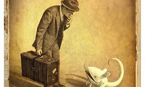 Tales from a diverse universe by Shaun Tan – gallery | Children's books | The Guardian