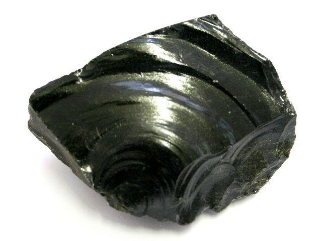 photo propriétés pierre obsidienne