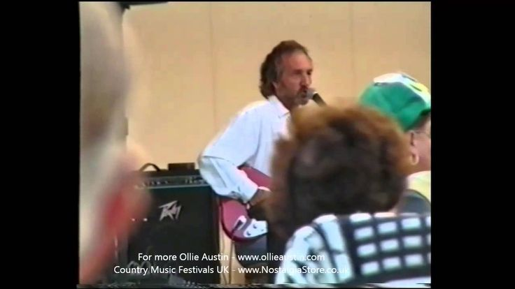 Ollie Austin at Marks Hall Music Festival 1997