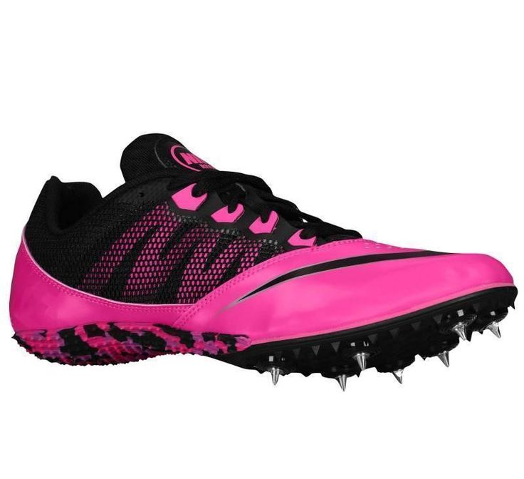 Nike Zoom Rival S 7 Sprint Women's Hot Pink Track & Field Racing Spikes -