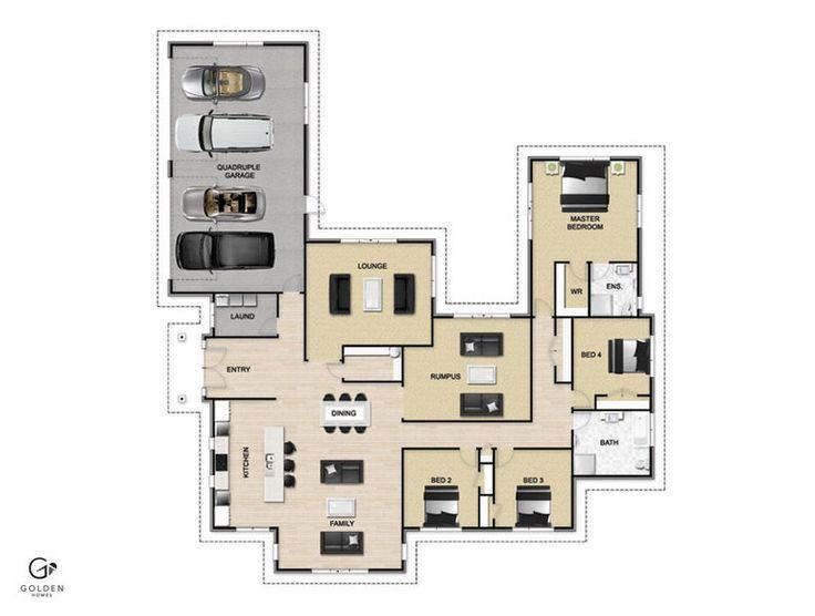 Vanquish Floorplan #GoldenHomes