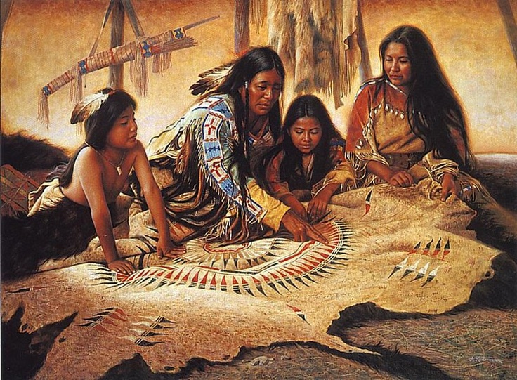 Native storytellers connect the past and the future