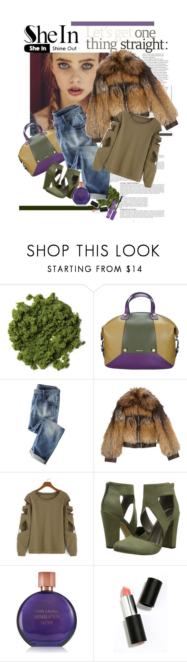 """""""winter is comming"""" by nataskaz ❤ liked on Polyvore featuring mode, Anja, Manurina, Wrap, Alexander McQueen, Michael Antonio, Estée Lauder, Sigma Beauty et NYX"""