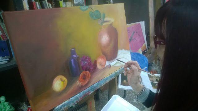 Graciela BOVETTI: Arte en Miércoles