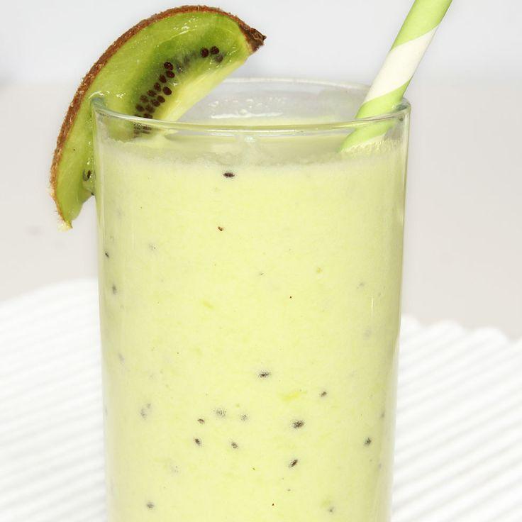 Smoothie är perfekt till frukost mellis eller på kvällen när du är sugen på något gott!