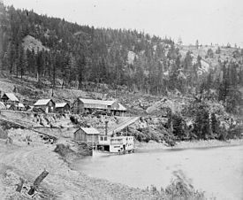 Steamboats of the Upper Fraser River