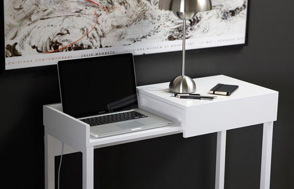 Волшебный стол А2 для ноутбука — строгий дизайн, нейтральный цвет и продуманный комфорт
