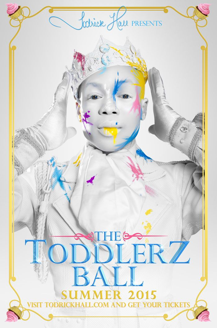 "June 26, 2015 @ Majestic Theatre - Todrick Hall presents ""The Toddlerz Ball"""